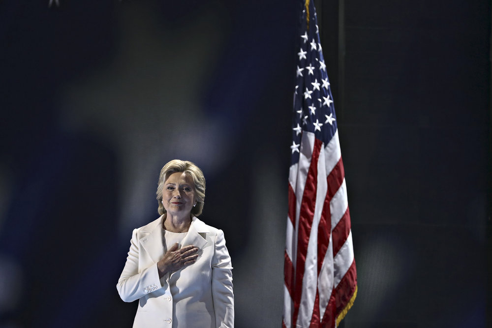 What Hillary Can Teach Us About Resillience -