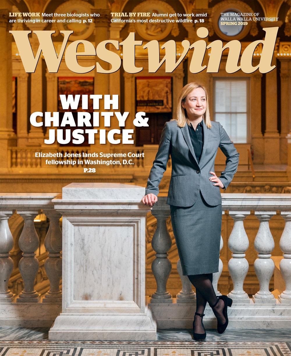 Westwind Magazine Spring 2019