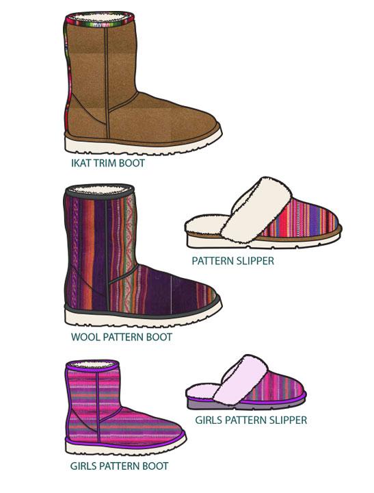 UGGS FOOTWEAR