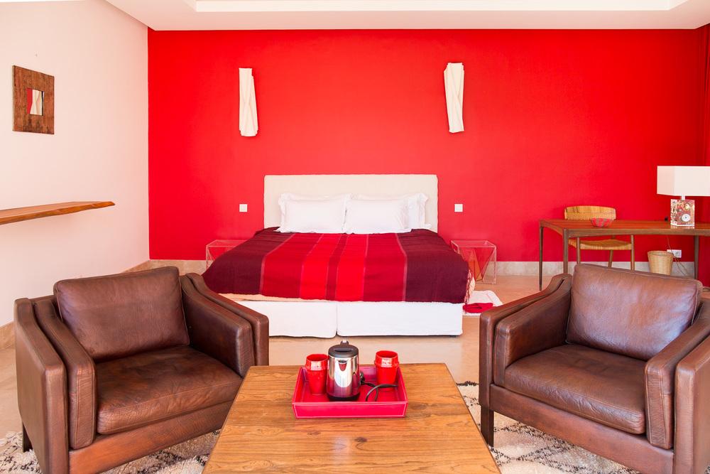 Red Villa