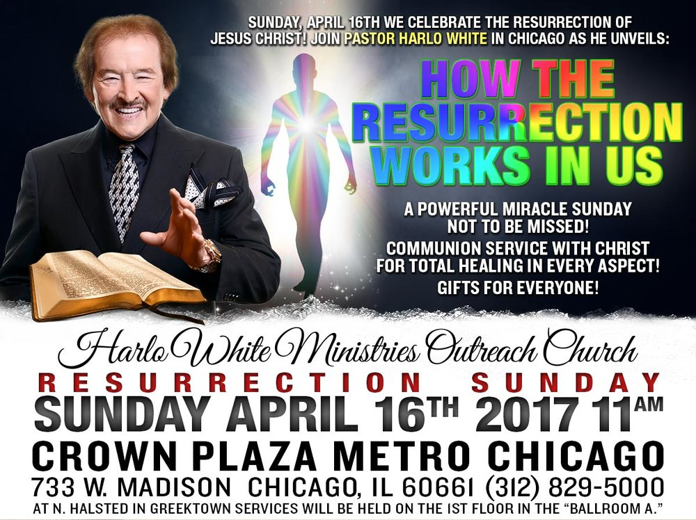 April 16th 2017 easter sunday miracle resurrection communion april 16th 2017 easter sunday miracle resurrection communion service in chicago negle Gallery