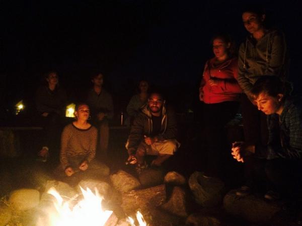 Campfiring
