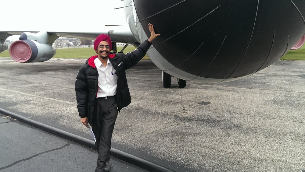 Puneet Singh    Aerospace Engineering