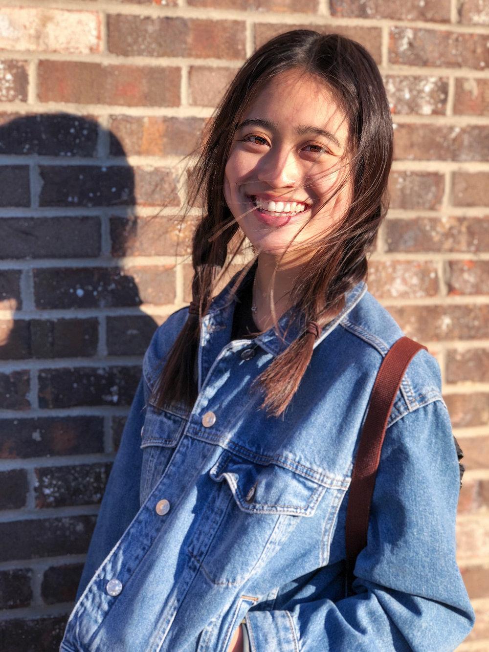 Allina Chang    Neuroscience