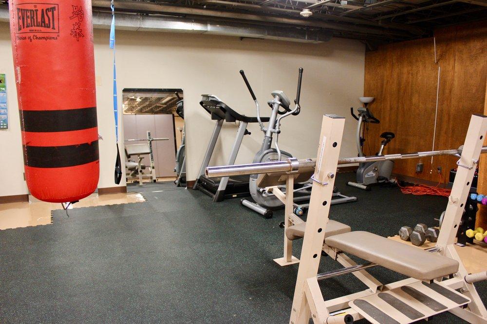 Workout Zone