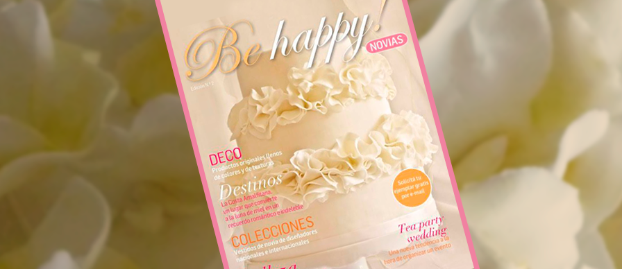 Revista Be Happy | Edición 2012
