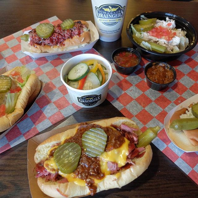 We've got your lunch options right here #preparetocrave