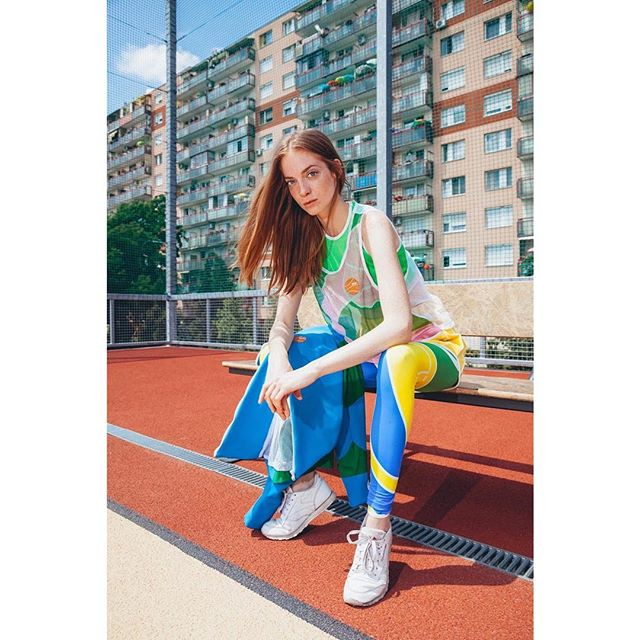 #photoshoot for @maradagerda #diplomacollection #fashion #sport #sportwear #basketball #editorial #new #vsco #vscocam #instagood #instacool #mik #igers