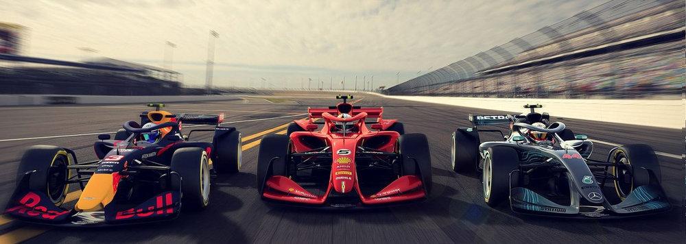 Formula One Around The World   MONACO MONTREAL ABU DHABI ITALY, SPAIN