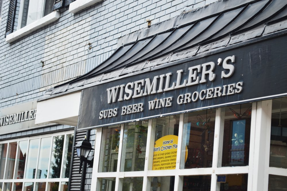Gooey cookies and subs from Wisemiller's, or Wisey's, were a favorite indulgence as a student.