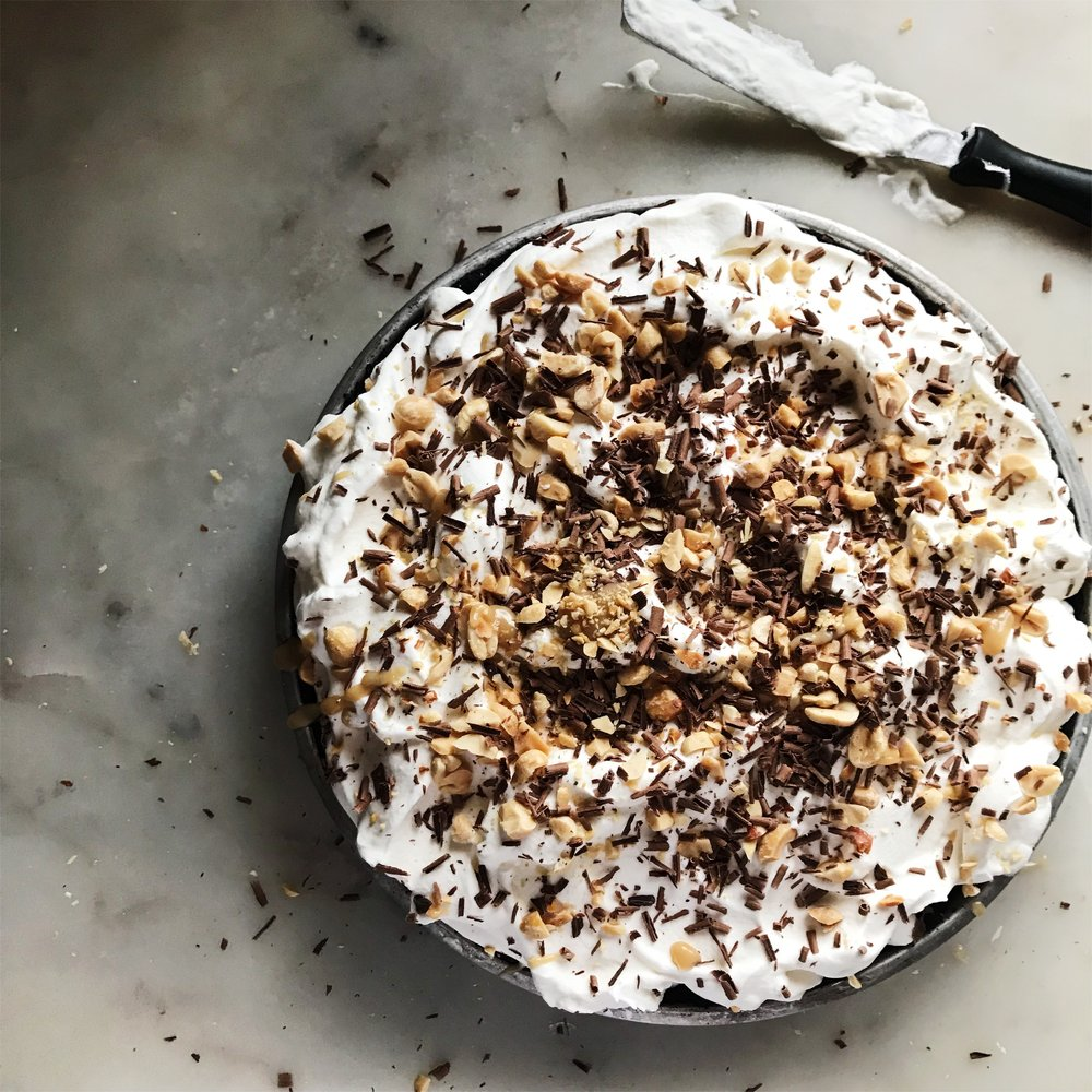 Chocolate Banoffee Pie