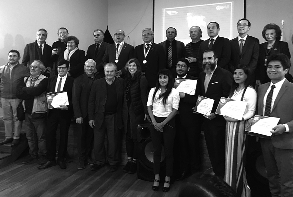 premiados y miembros del jurado / winners and members of the jury