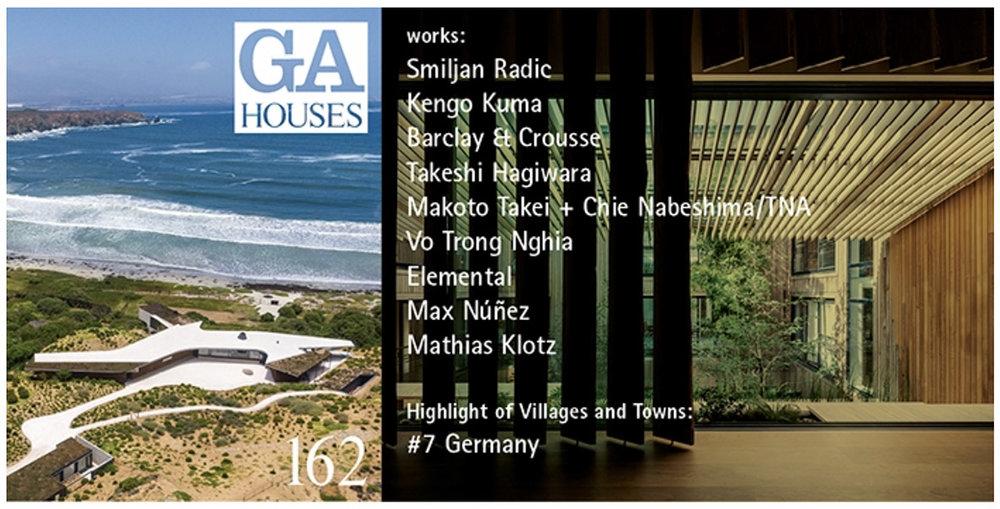 Casa C3 en GA Houses 162 - Japón /  C3 House in GA Houses 162 - Japan