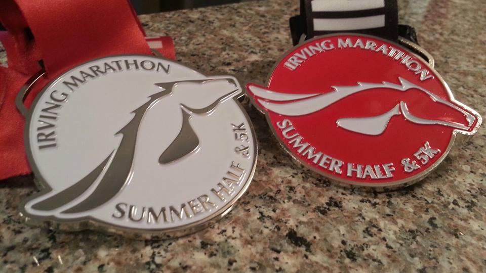 2013 Summer Half & 5K