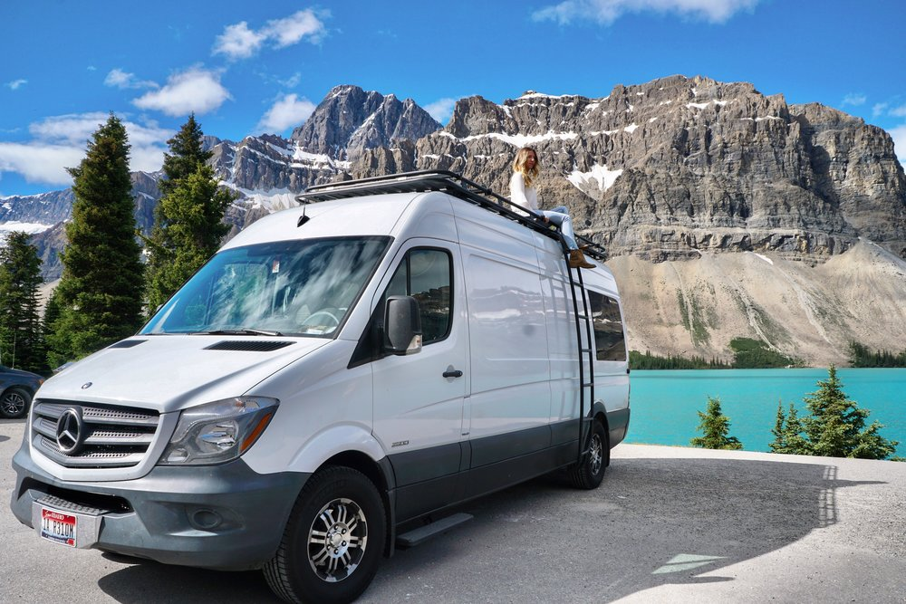 van conversion cost 40 hours of freedom sprinter van