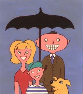 BUBBLE-HEAD FAMILY