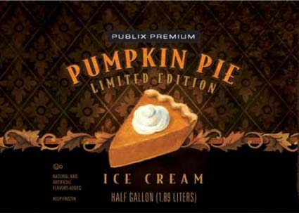Pumpkin Pie Package Front