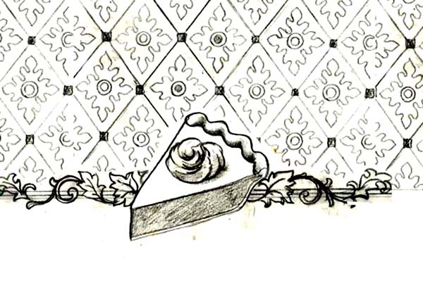 Pie Slice sketch