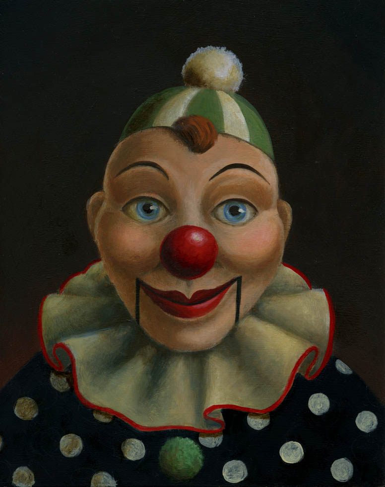 Clown Dummy sml