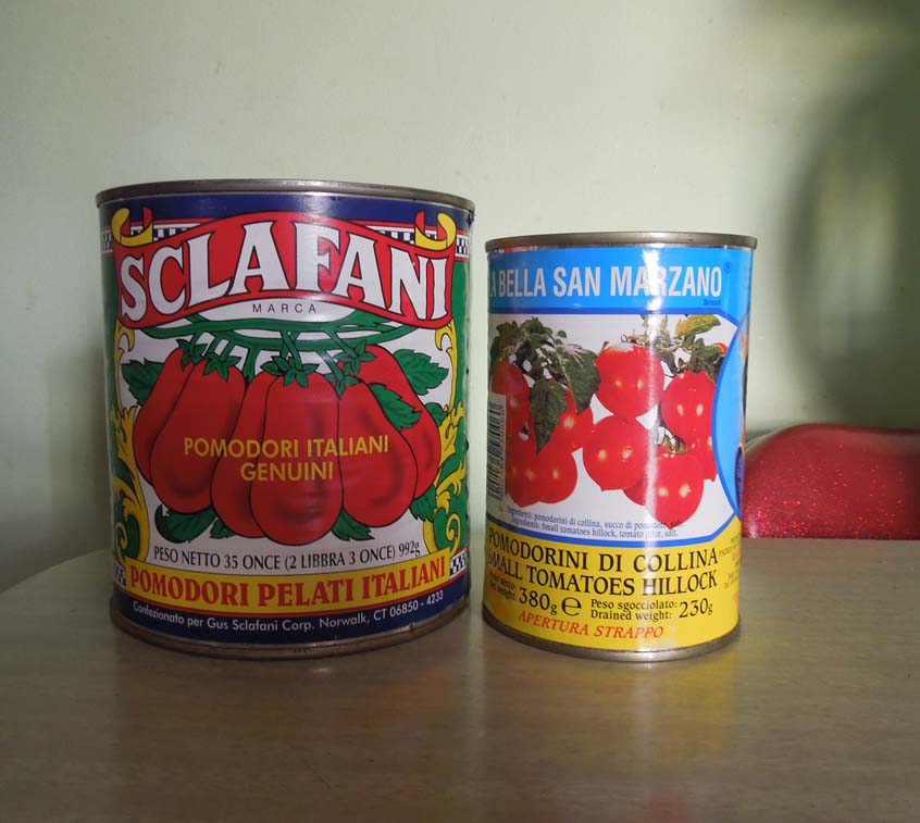 Vintage Tomato Labels