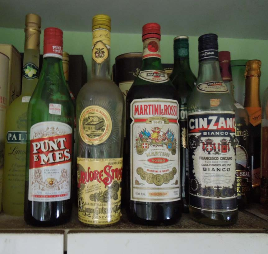 Vintage Vermouth