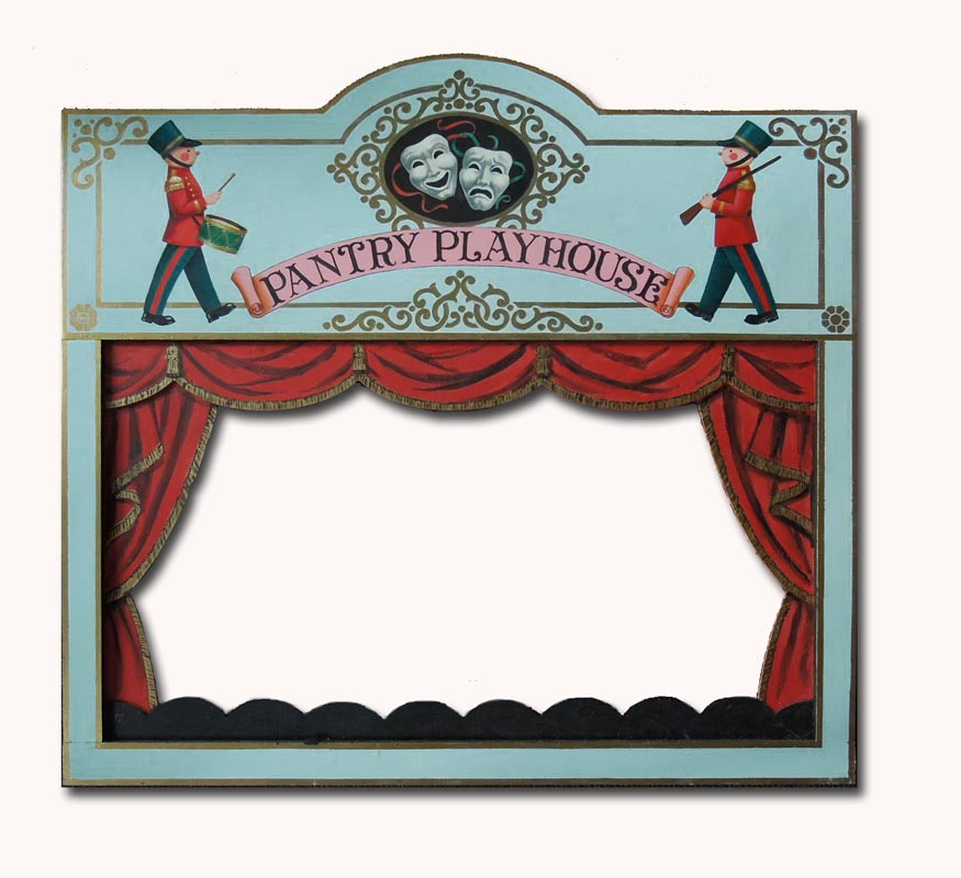 Puppet Theater Front