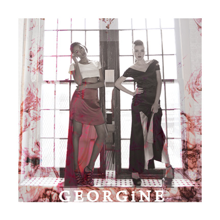 GEORGINE SS14 Marketing Material