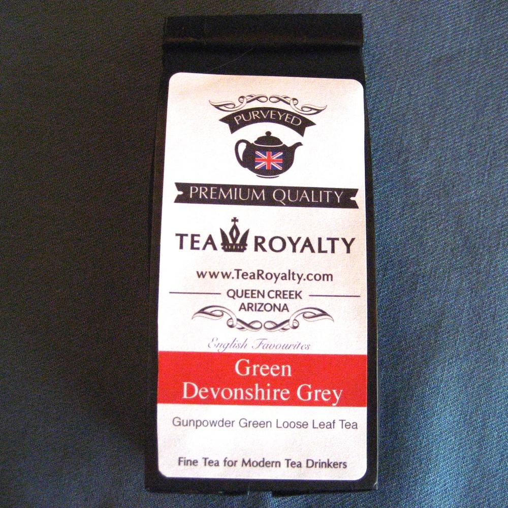 Green Devonshire Grey