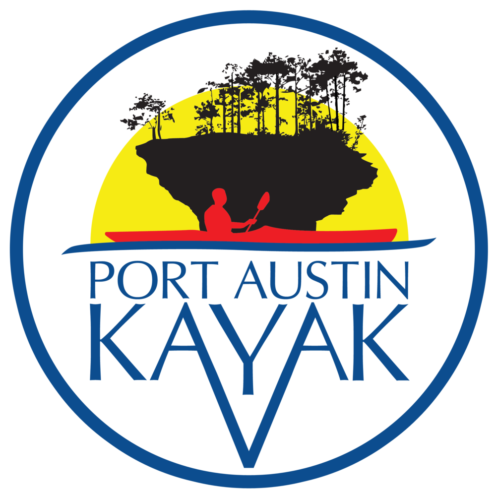 Port Austin Kayak Logo