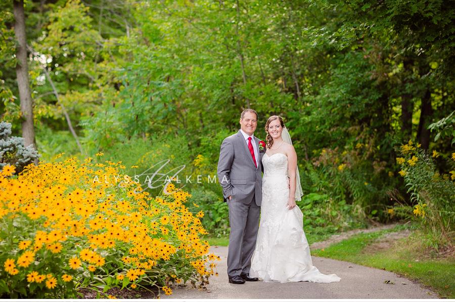Darren Christine A September Crosswinds Golf Country Club Wedding Alyssa Alkema