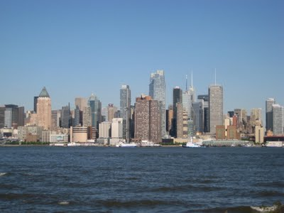 I think of all the skylines I've ever seen, NYC is the most beautiful!