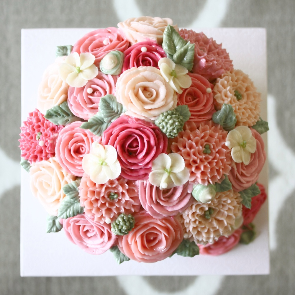 How To Make Fondant Flowers For Cake Decoration
