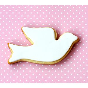 Eat Cake Be Merry Dove Cookie