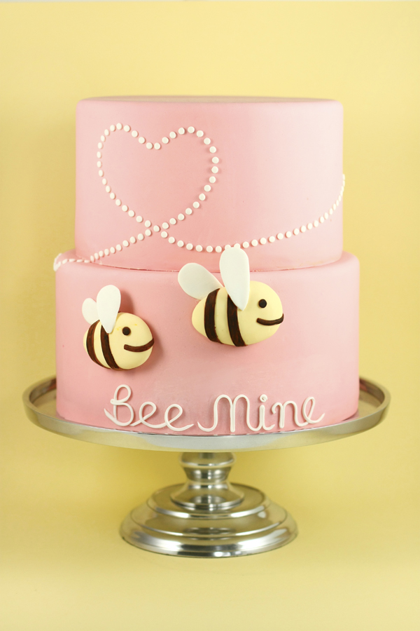 ECBM Bee Mine Cake