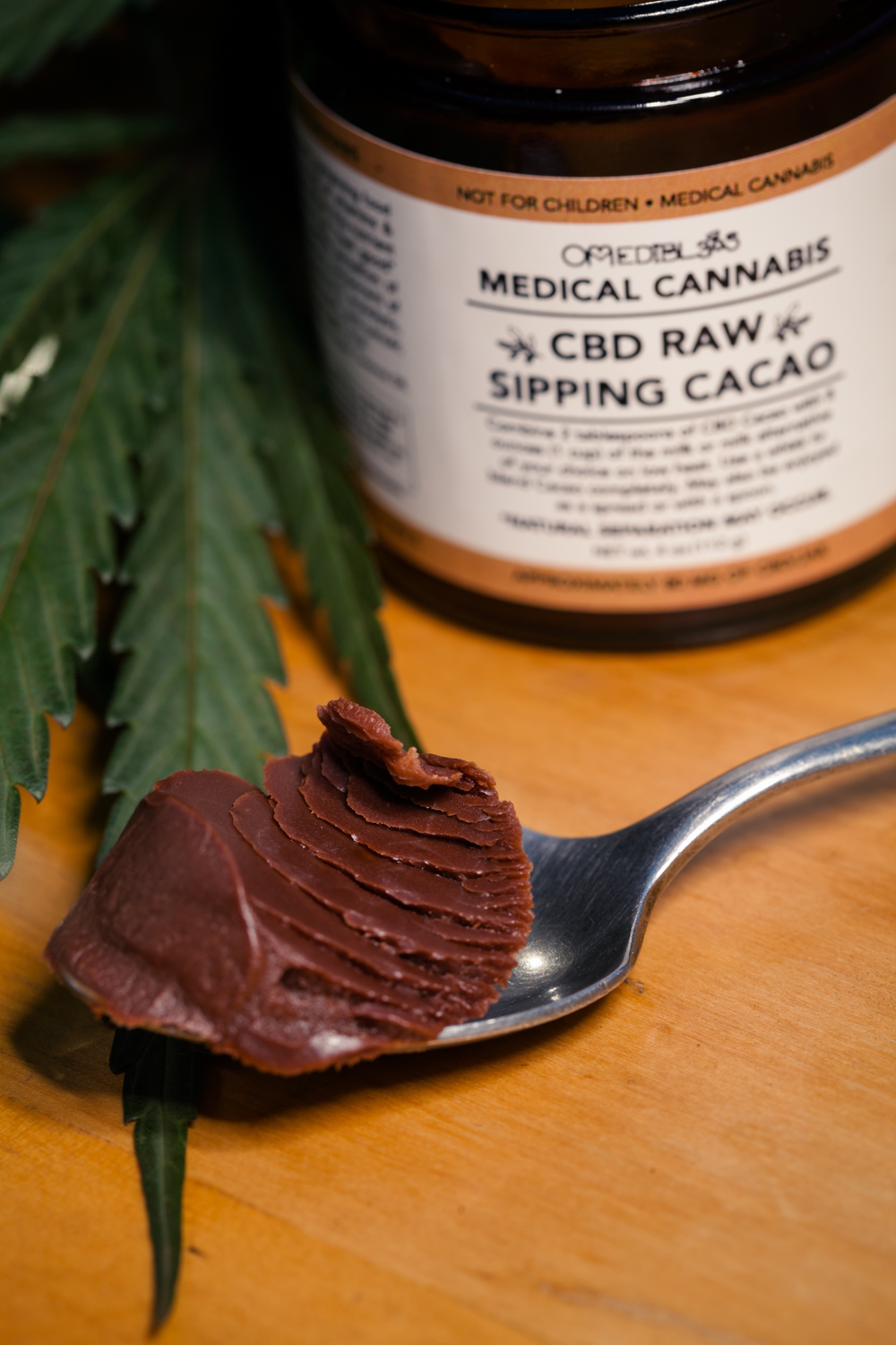 CBD RAW SIPPING CACAO