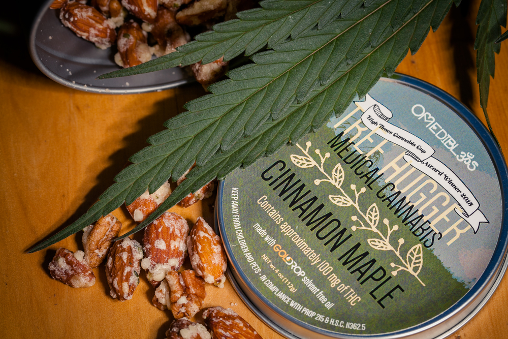 Cinnamon Maple Tree Hugger /Golddrop and OM Edibles Collaboration