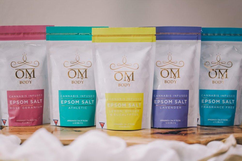 om edibles epson salts