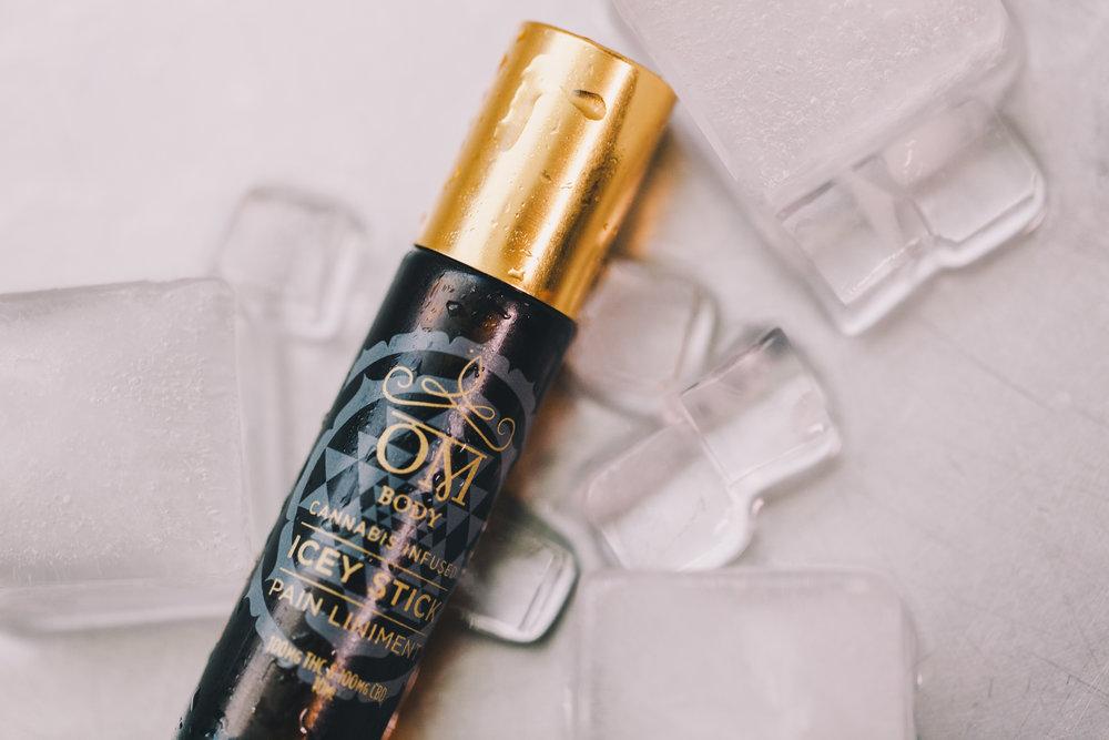 Icey Stick Omedibles photo Allie Beckett