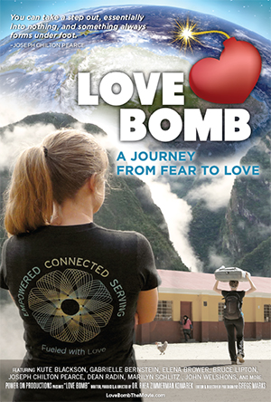 "Download Love Bomb Poster, 27""X40"""