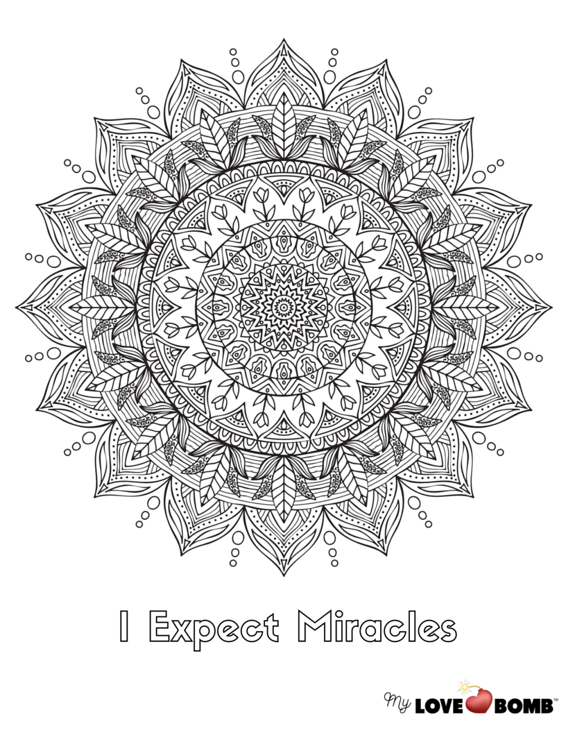 Week 2 Affirmation (Click on the Image to Print or Download)