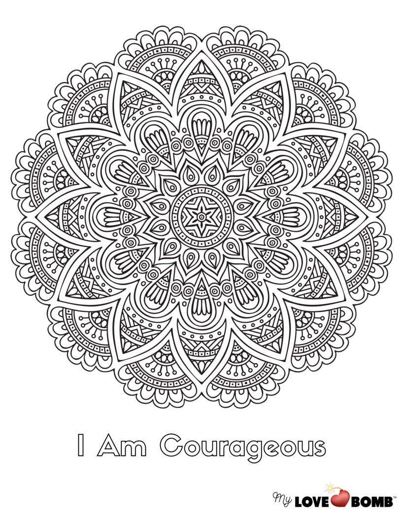 Week 4 Affirmation   (Click on the Image to Download or Print)