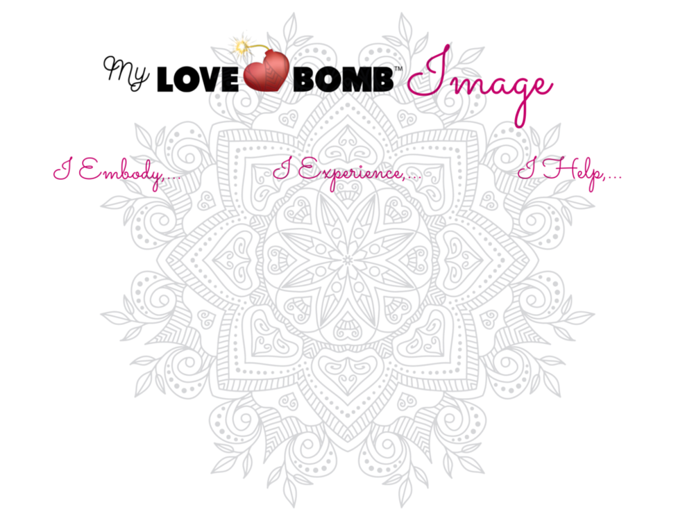 Your Power Love Bomb Image  (Click on Image to Download or Print)