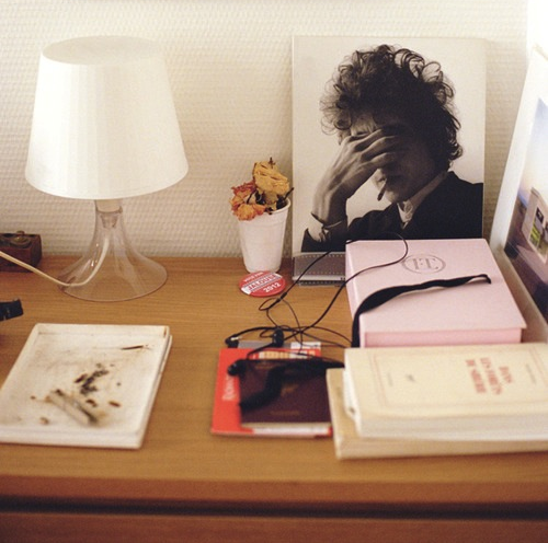 Simon Cahn's apartment in Paris (Source: inventory magazine)