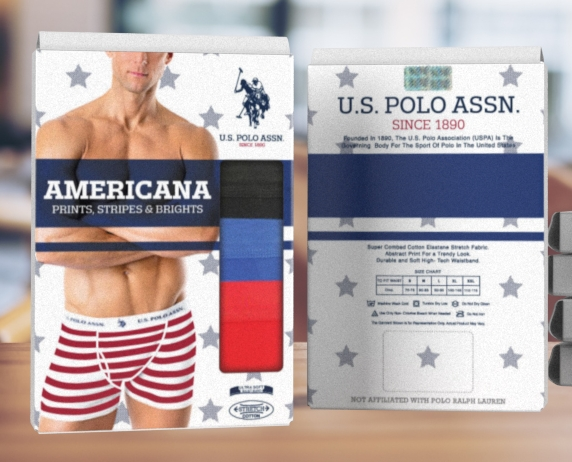 Underwear Packaging -