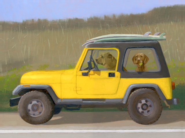 Surfer Jeep Dogs.jpg