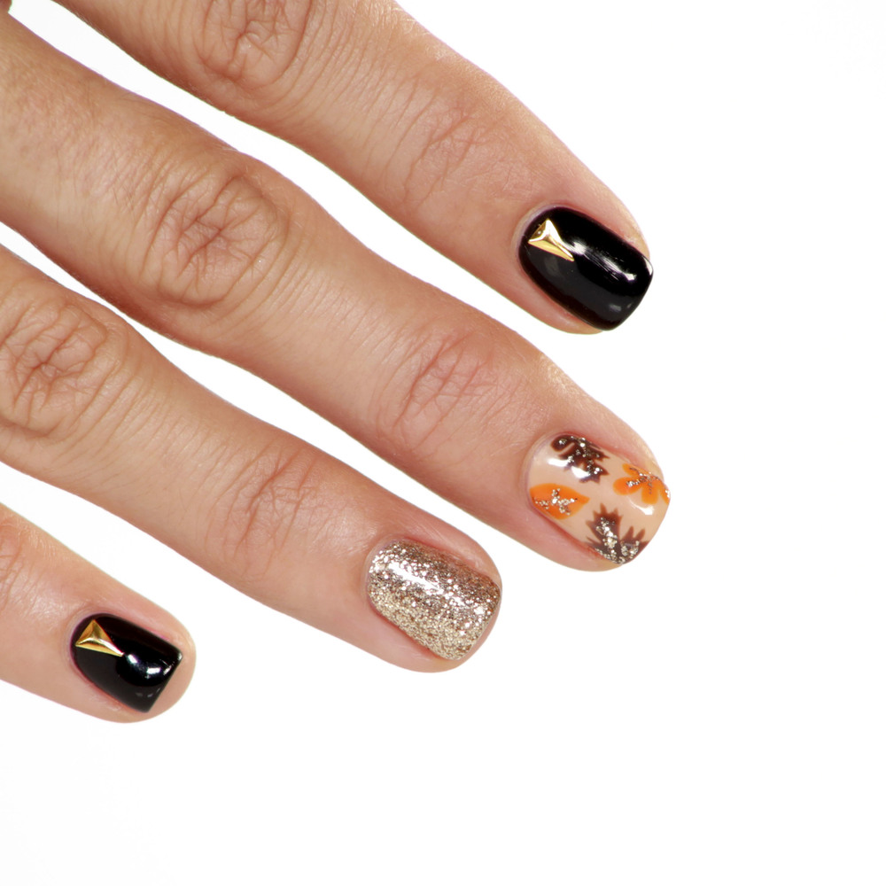 Free People and Fall Nail Art — carolina santos read