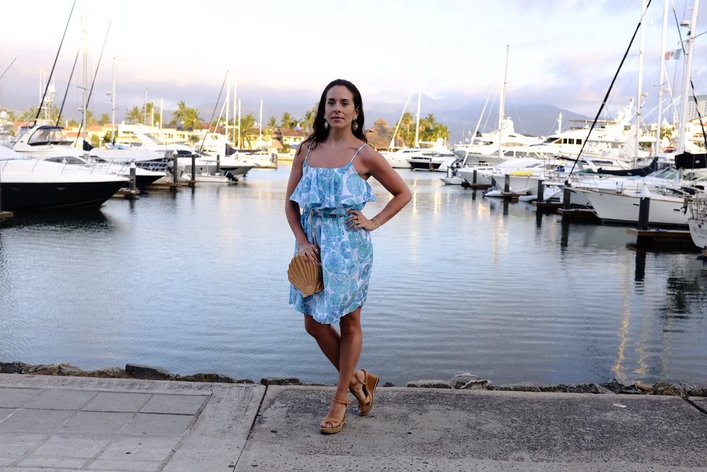 Lilly Pulitzer in Marina Vallarta