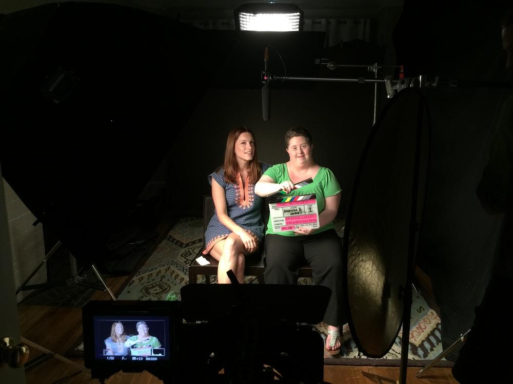 Amanda and Gabrielle Lukoff