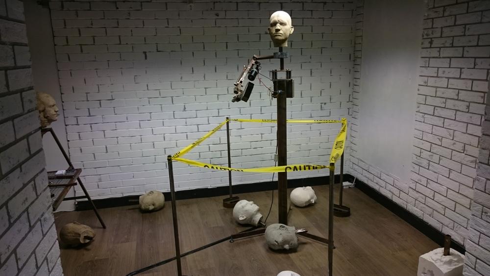 'Prosthesis' 2014 - Luke Tupper
