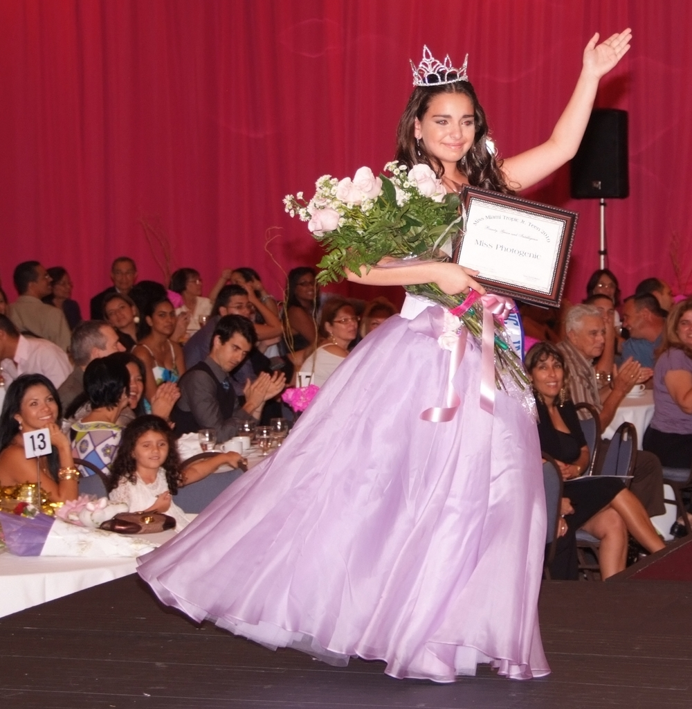Melisa Rodriguez    Miss Miami Tropic Jr. Teen